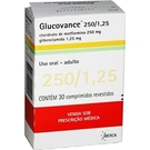 Glucovance 250 + 1,25 Mg 30 Cprs