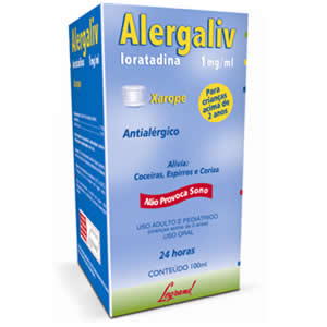 Alergaliv 1 Mg/Ml Xpe Fr X 100 Ml