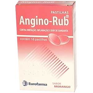 Angino Rub 16 Past Morango