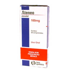 Ateneo 100 Mg 28 Cprs