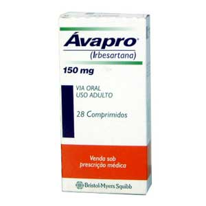 Avapro 150 Mg 28 Cprs