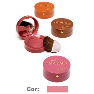 Blush Bourjois Cendre De Rose Brune
