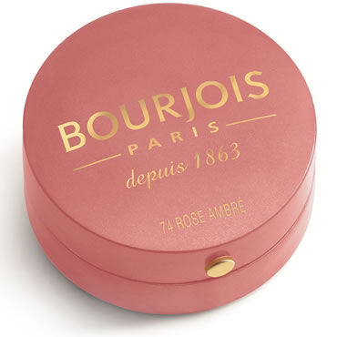 Blush Bourjois Rose Ambre
