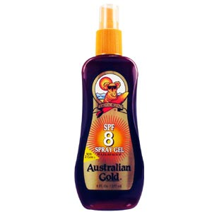 Bronzeador Austr Gold Fps-15 Gel 237ml