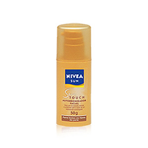 Bronzeador Nivea Fps-60 Light Feeling Facial 50ml