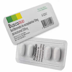 Buscoduo 10 Mg + 500 Mg 120 Cprs