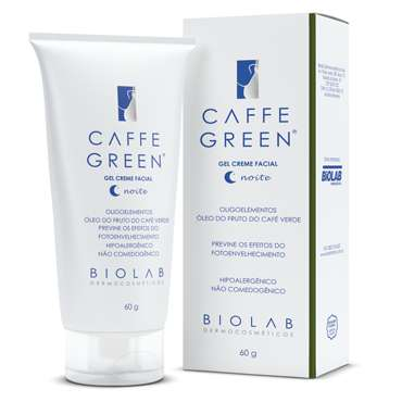 Caffe Green Gel Noturno 60g