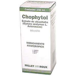 Chophytol 250 Ml