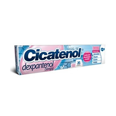 Cicatenol 50 Mg Pomada 30 G