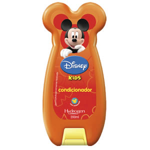 Condicionador Disney Baby Kids Mickey 200ml