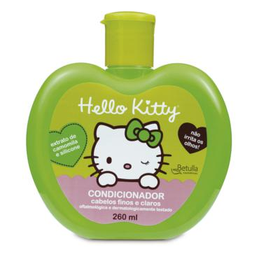 Condicionador Hello Kitty Finos / Claros Cam 260ml
