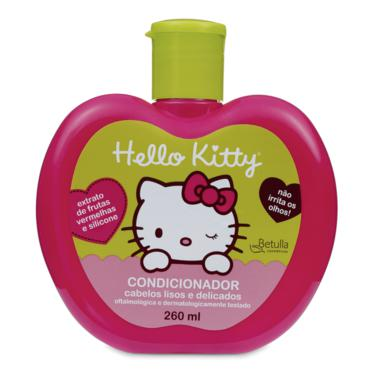 Condicionador Hello Kitty Lisos / Delic Fr V 260ml