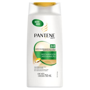 Condicionador Pantene Rest Prof 750ml