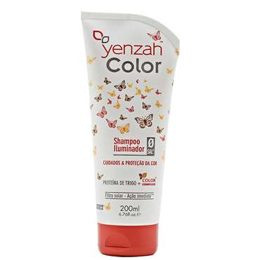 Condicionador Yenzah Color Iluminador 200ml