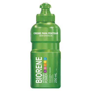 Creme Biorene Para Pentear Vit Power Eq Suave 250ml