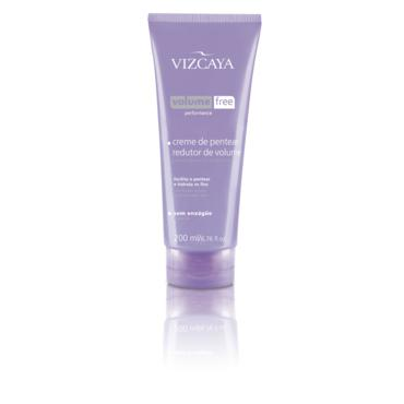Creme Vizcaya Para Pentear Red Volume 200ml