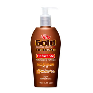 Defrizante Niely Gold Chocolate 190ml