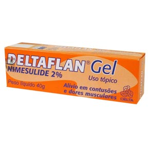 Deltaflan 20 Mg Gel 40 G