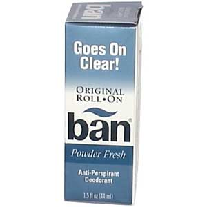 Desodorante Ban Roll Powder Fresh 44ml