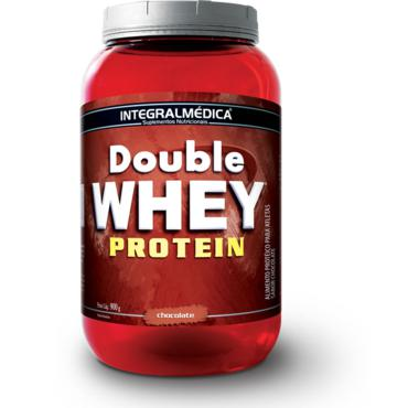 Double Whey Protein 900g Chocolate