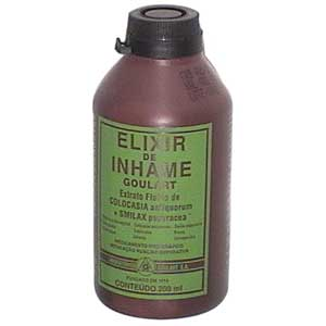 Elixir De Inhame 200 Ml