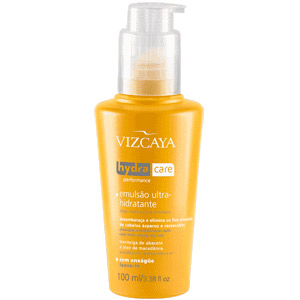 Emulsao Vizcaya Hydra Care Ultra H 100ml