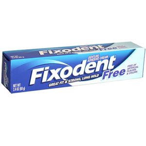 Fixodent Free 68g