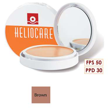 Heliocare Comp Fps-50 Brown