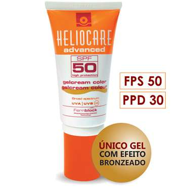 Heliocare Gel Color Fps-50