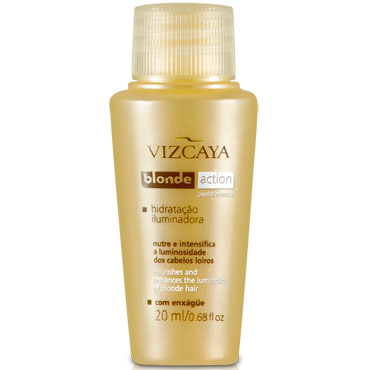 Hidratante Vizcaya Blonde Action Ilum 20ml