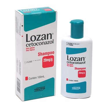 Lozan 20 Mg Shampoo 100 Ml