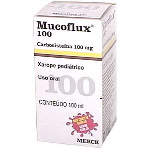 Mucoflux 20 Mg Xarope 100 Ml