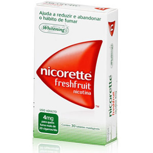 Nicorette 4 Mg Fresh Fruit 30 Gomas