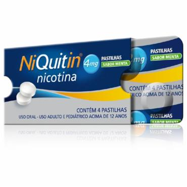 Niquitin Past Menta 4.00mg X 36