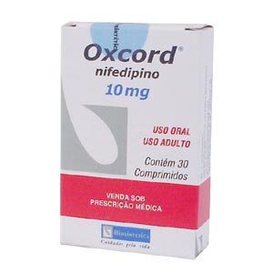 Oxcord 10 Mg 30 Cprs