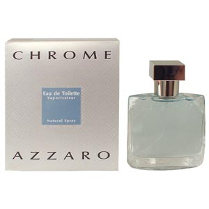 Perfume Azzaro Chrome 50ml
