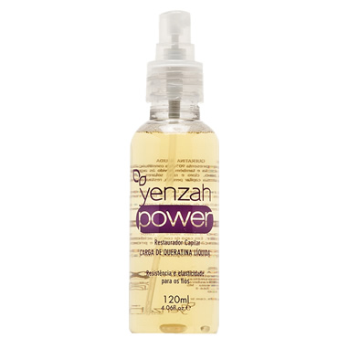Queratina Líquido Yenzah Power 120ml