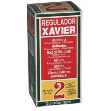 Regulador Xavier N.2 100 Ml