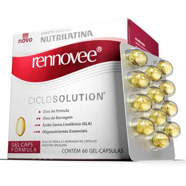 Rennovee Ciclo Solution 60 Cps