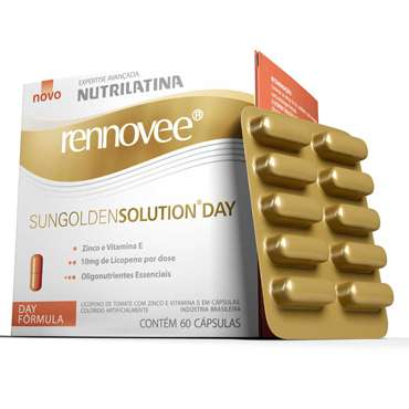 Rennovee Sun Golden Solution Day 60 Cps