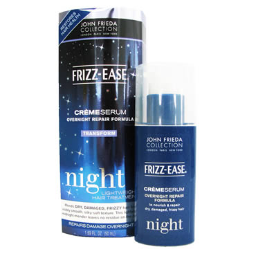 Serum Frizz Ease Night 50ml