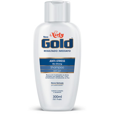 Shampoo Niely Gold Anti-Streess 300ml