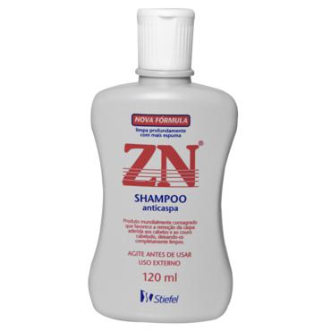 Zn Shampoo A/C 120ml