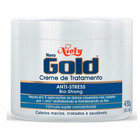 Kit Niely Gold Shampoo + Condicionador Anti-Stress