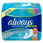 Absorvente Always Normal Abas L32p24