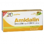 Amidalin 1,035 + 5 Mg 20 Past Mel - Limão