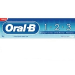 Creme Dental Oral-B Plus Menta Orig 90g