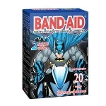 Curativo Band Aid Batman 20 Unidades