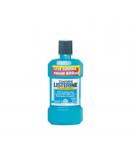 Enxaguante Listerine Cool Mint L1000p 500ml