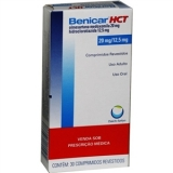 Benicar Hct 20 + 12,5 Mg 30 Cprs